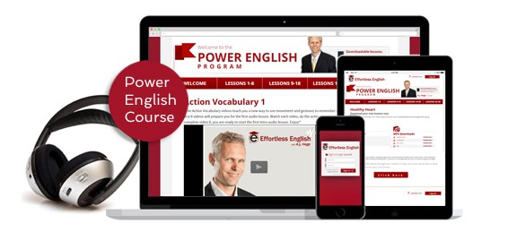 power-english